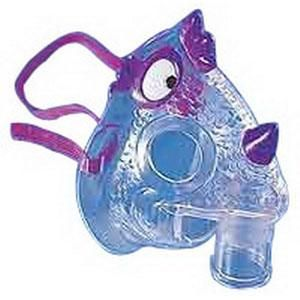 CareFusion AirLife Pediatric Nic the Dragon Aerosol Mask 1 Count