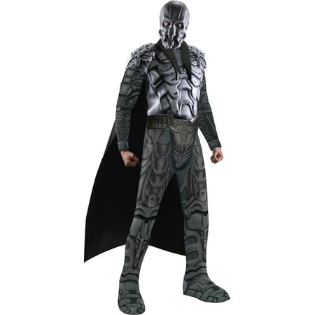 Superman Deluxe General Zod Adult Halloween Costume](Superman Costume For Adults)