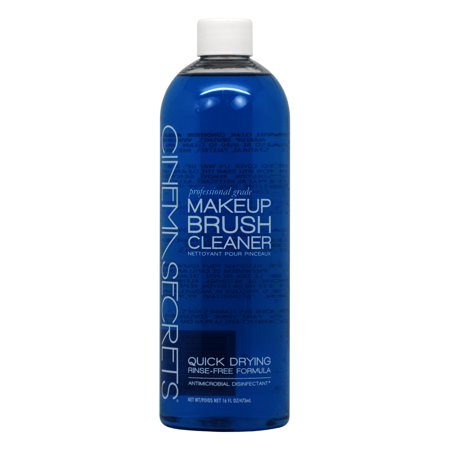 Cinema Secrets Professional Makeup Brush Cleaner, 16 Fl Oz ()