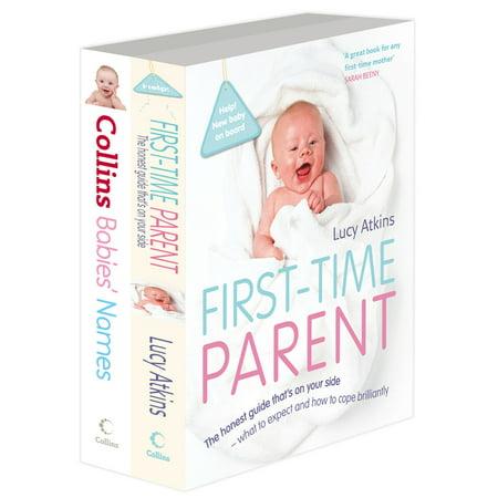 First-Time Parent and Gem Babies' Names Bundle - eBook