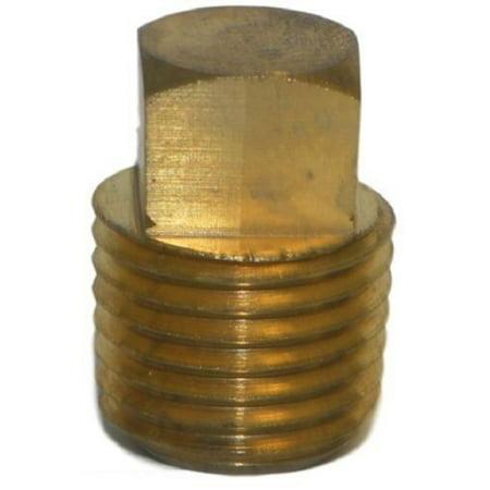 Big A 3-22140 Square Head Plug NPT 1/4