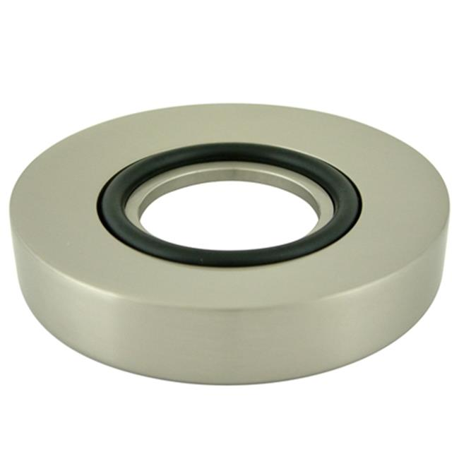 Fauceture Vessel Sink Mounting Ring, Satin Nickel