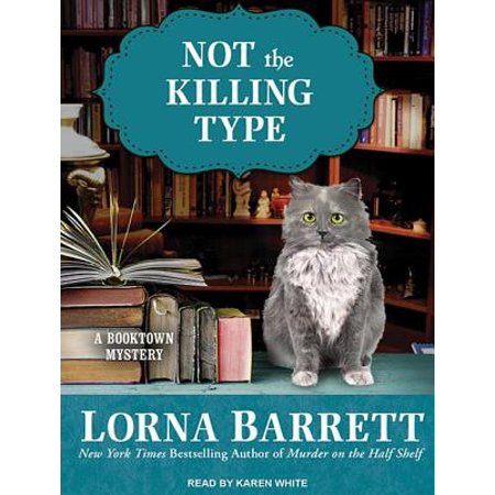 Booktown Mystery: Not the Killing Type