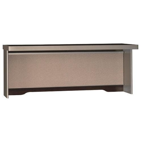 Bush Business Furniture Quantum 23.125'' H x 47''W Hutch (Short)