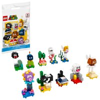 LEGO Super Mario Character Packs 71361 Collectible Building Toy Figures for Kids and Video Game Fans
