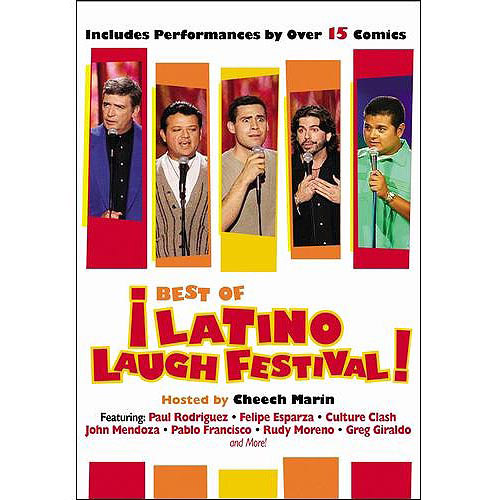 The Best Of The Latino Laugh Festival (Full Frame)
