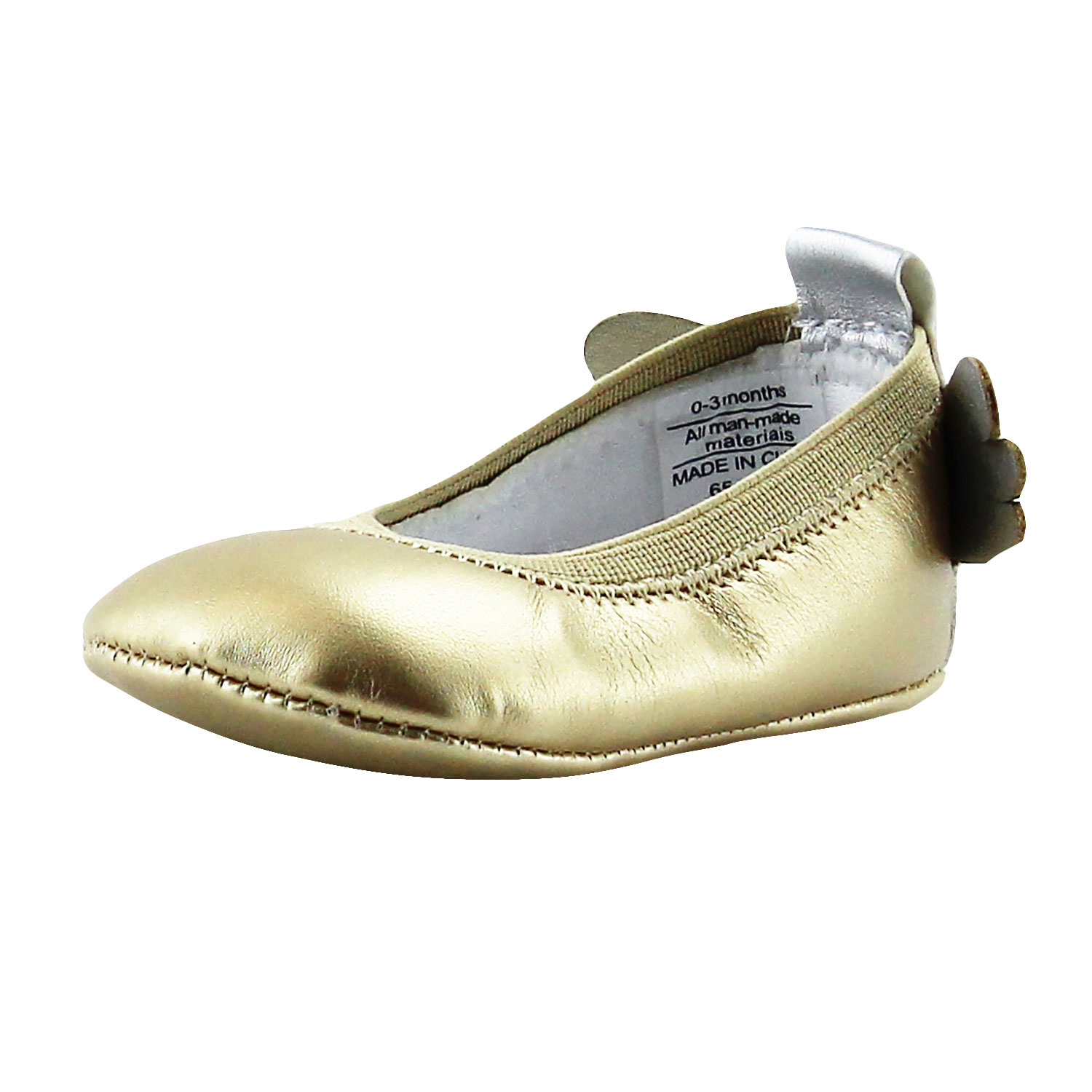 Rosie Pope Angel Wings Baby Girls Ballet Flats 0 3 Months