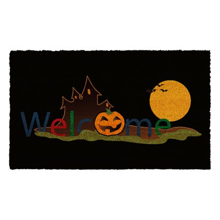 Home & More Halloween Welcome Doormat - Halloween Math Ideas For Preschoolers