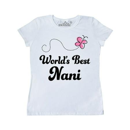 Worlds Best Nani Women's (The World's Best Halloween Costumes Ever)
