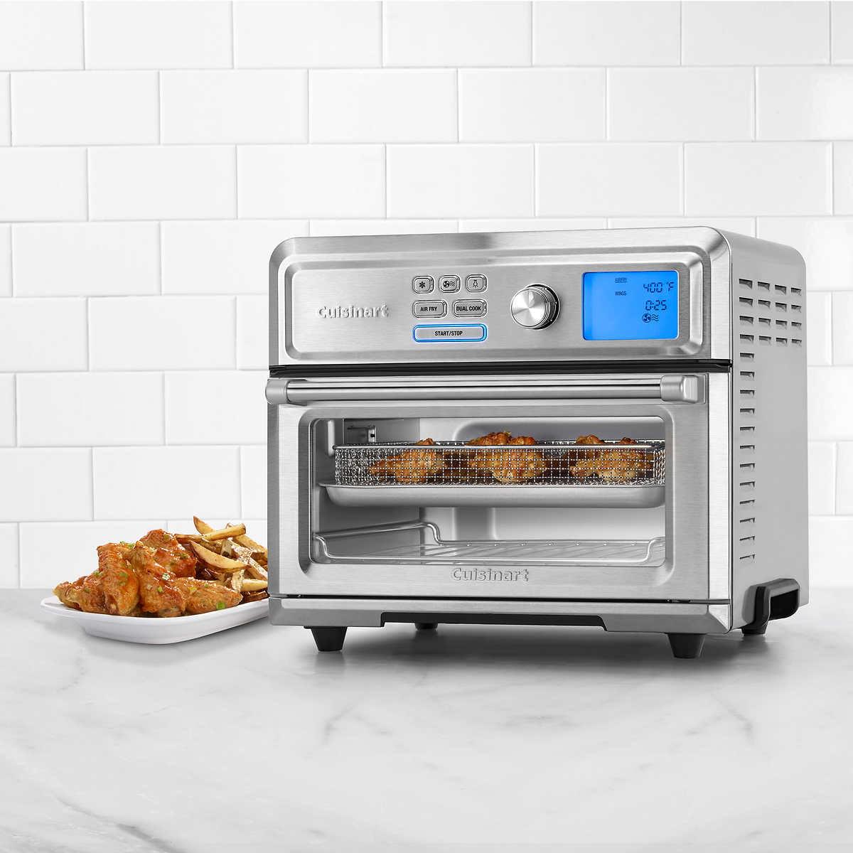 Cuisinart Digital Airfryer Toaster Oven Walmart Com Walmart Com