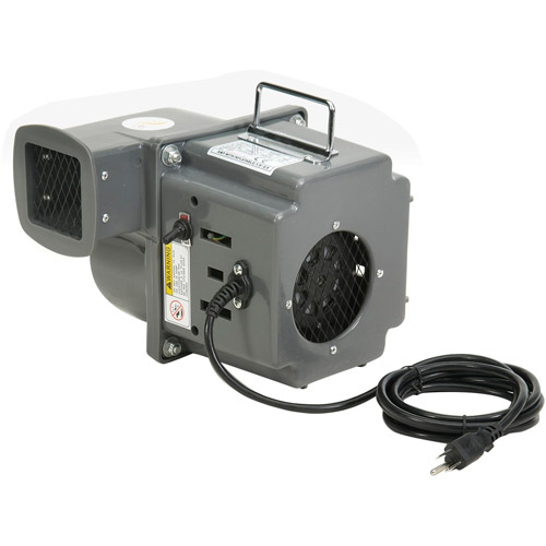 AirFoxx High Velocity .25 HP 370 CFM All Purpose DeskTop/Utility Blower
