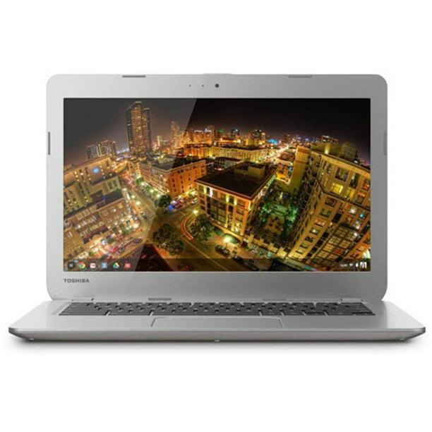"Toshiba CB30-B3122 13.3"" Chromebook 2 Intel Celeron Dual Core 16GB SSD 4GB - Refurbished"
