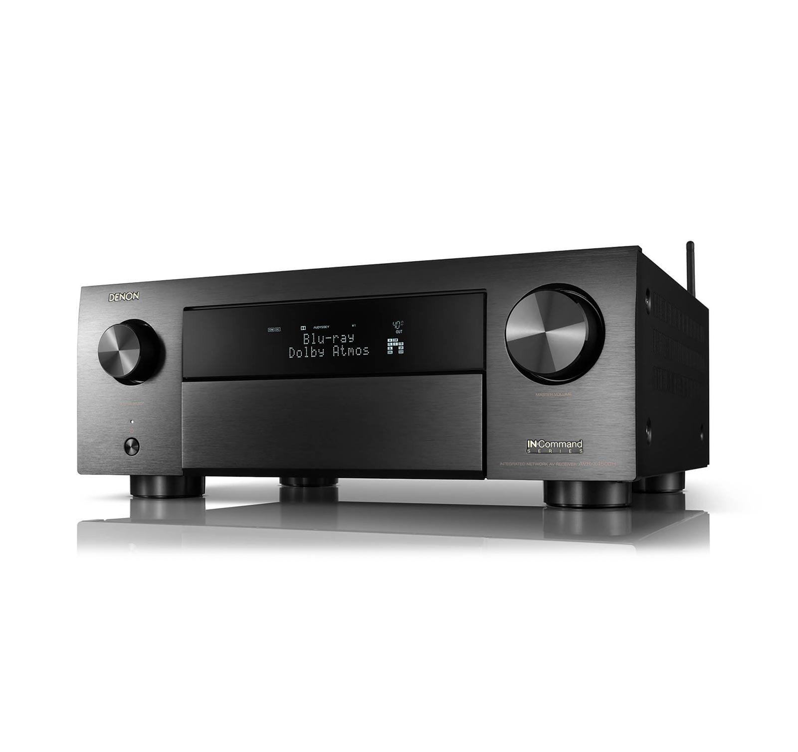 Denon AVRX4500H 9.2 Refurbished Network AV Receiver by Denon