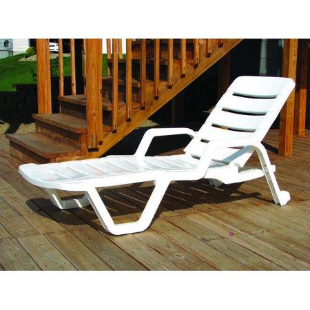 Prime Adams Mfg Co Resin Chaise Lounger White 8010 48 3700 Machost Co Dining Chair Design Ideas Machostcouk