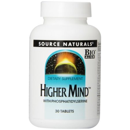 Source Naturals Higher Mind, Smart Nutrients for the Performance of a Lifetime 30