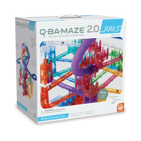 Rail Transportation Set - Q-BA-MAZE 2.0 Rails Extreme Set