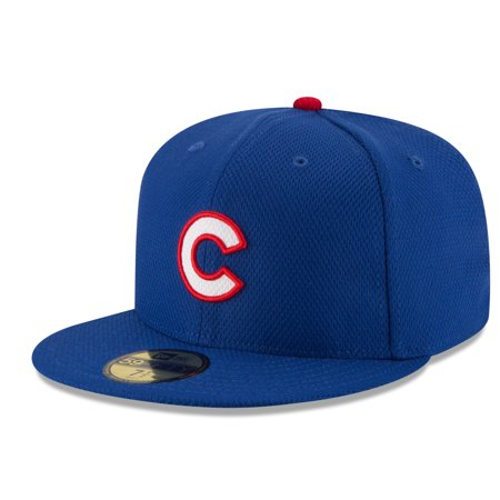 Chicago Cubs New Era Game Diamond Era 59FIFTY Fitted Hat - Royal ()