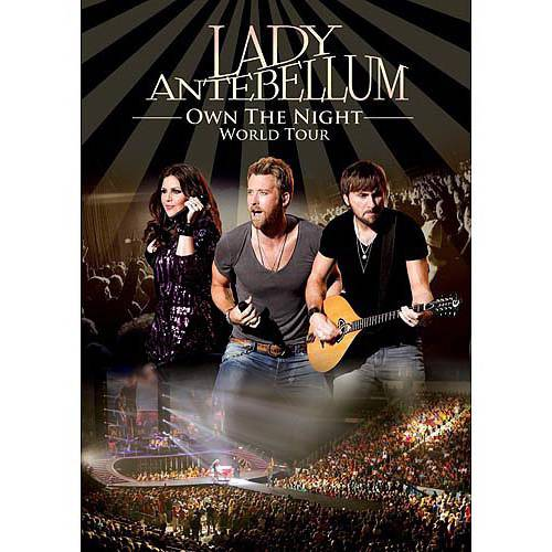 We Own The Night World Tour (Music DVD)
