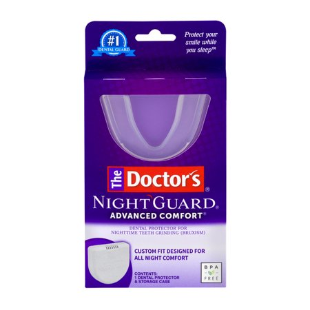 The Doctor's Brand NightGuard, Advanced Comfort Dental (Best Nighttime Mouth Guard)