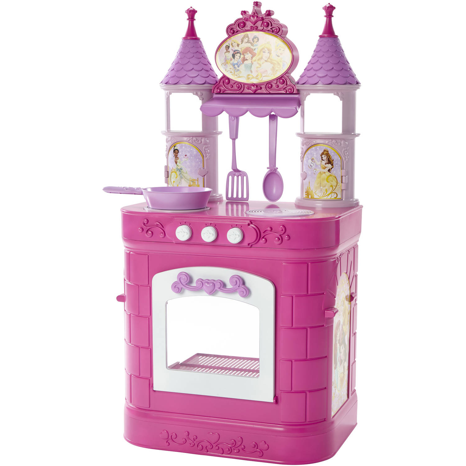 Disney Princess Magical Play Kitchen by Jakks Pacific