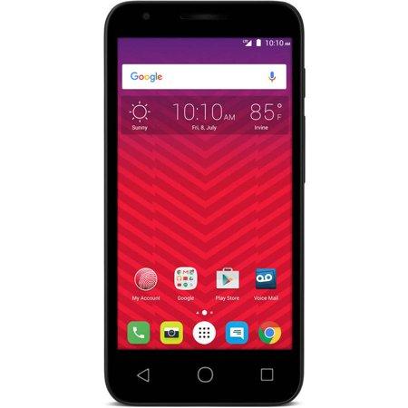 Virgin Mobile Alcatel Dawn Prepaid Smartphone