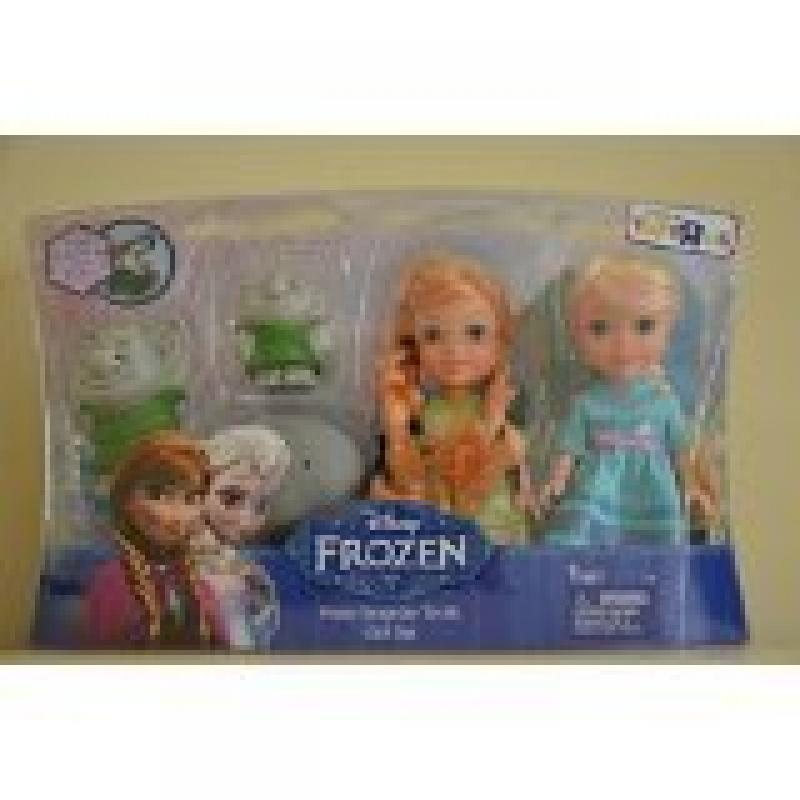 Disney Frozen, Exclusive Petite Surprise Trolls Set