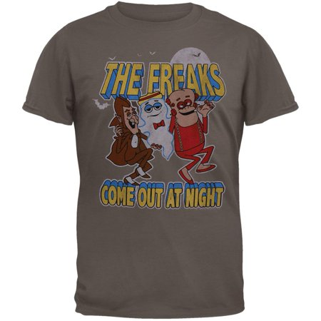 General Mills - Freaks Come Out At Night Soft T-Shirt - Night Freak