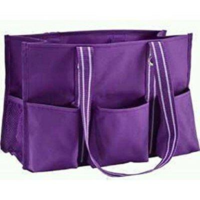Thirty One Thirty One Zip Top Organizing Utility Tote In Spirit
