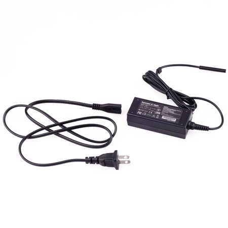 Power Adapter AC Wall Charger 12V Power Supply Charger Adapter Charger Cable for Microsoft Surface Pro 3 Tablet