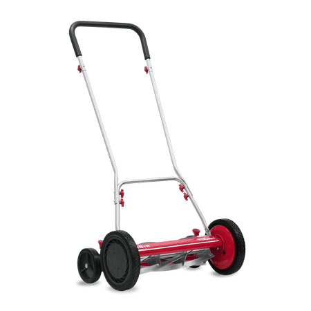 Hyper Tough 1816-18HT 18-Inch 5-Blade Push Reel Lawn Mower