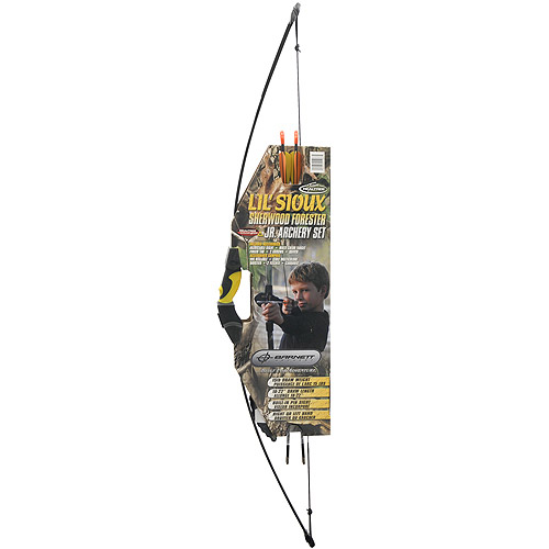 Barnett International Lil' Sioux Recurve Youth Archery Set