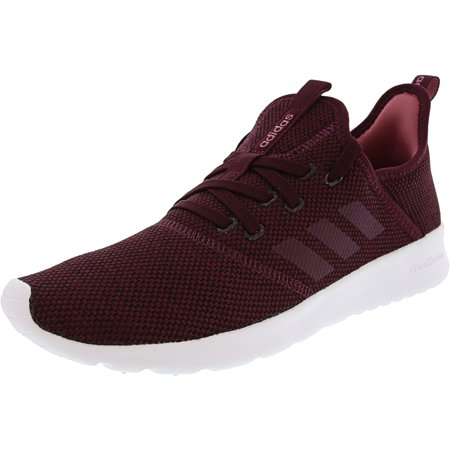 Adidas Men's Cloudfoam Pure Maroon / Trace Ankle-High Fashion Sneaker - 8.5M (Adidas Shoes Sneakers)
