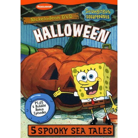 Halloween (DVD) - Nickelodeon Halloween Specials