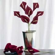 BalsaCircle 42 Calla Lily Artificial Silk Flowers - DIY Home Wedding Party Bouquets Arrangements Centerpieces