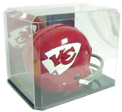 Football Helmet Case with Mirrored Back