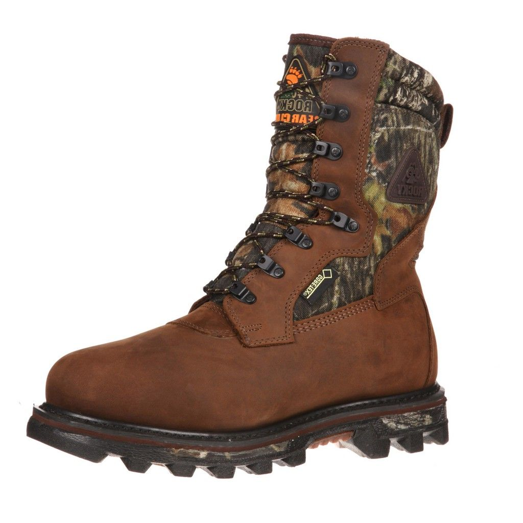 "Men's Rocky 10"" Arctic BearClaw 3D 9455 by Rocky"