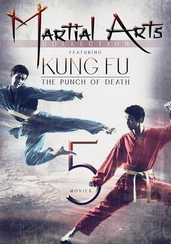 5-Film Martial Arts Volume 3 (DVD) by Platinum Disc