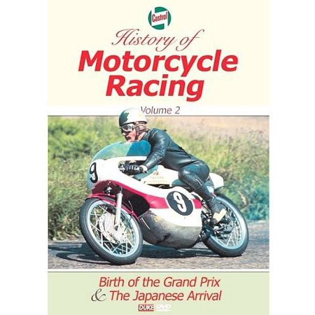 Castrol History Of Motorcycle Racing, Vol. 2