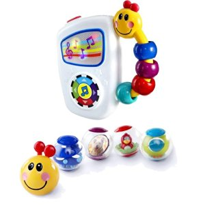 Baby Einstein Take A Long Tunes with Roller-Pillar Activity Balls