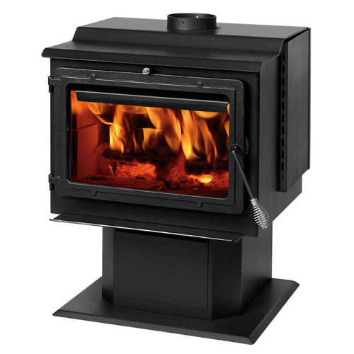 England's Stove Works 2,400 sq. ft. Direct Vent Wood Stove by