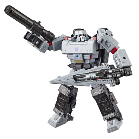 Transformers Generations War for Cybertron: Siege Voyager Class WFC-S12 Megatron