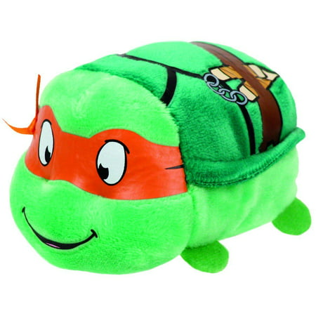 Michelangelo Teeny Ty (TMNT) - Stuffed Animal by Ty (42172)](Tmnt Stuffed Animals)