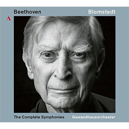 Beethoven: The Complete Symphonies (CD)