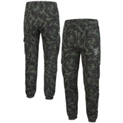 NC State Wolfpack Colosseum Logo OHT Military Appreciation Code Fleece Pants - Camo