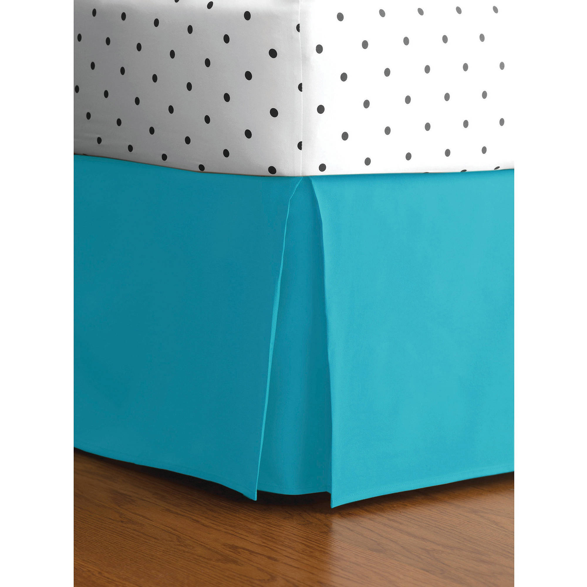 Your Zone Microfiber Solid Bed Skirt, 1 Each