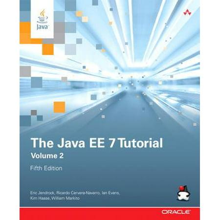 The Java EE 7 Tutorial, Volume 2