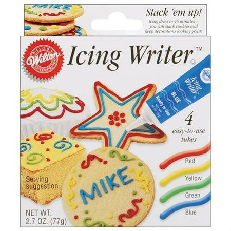 Wilton Icing Writer Tube, 4-Piece