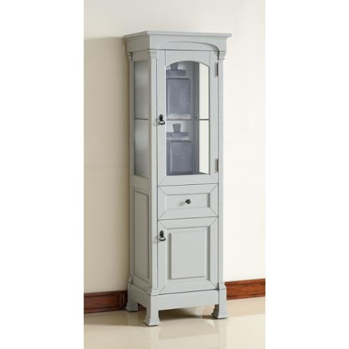 James Martin Furniture Brookfield Urban Greay Linen Cabinet ...