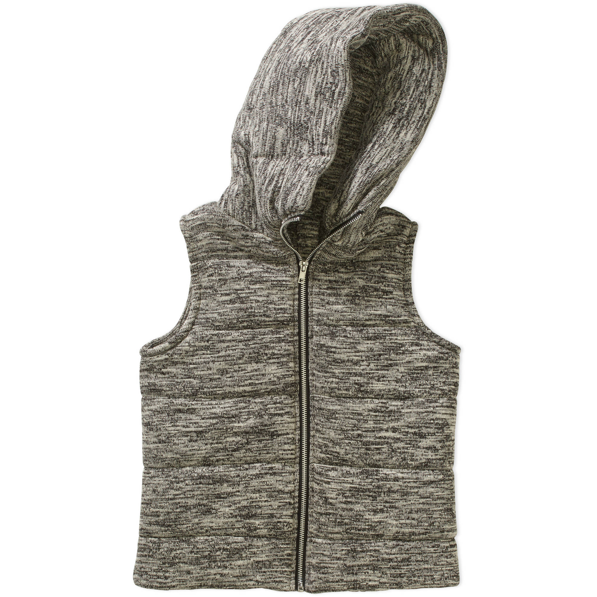 Miss Chievous Girls' Sleeveless Puffer Vest