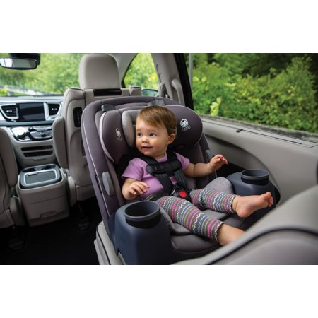 Safety 1st Grow and Go Sprint One-Hand Adjust All-in-One Convertible Car Seat, Soapstone II